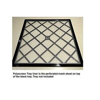 Mesh Sheets for Excalibur Food Dehydrators - black tray not included