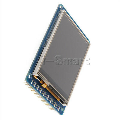 3.2 inch TFT Touch LCD Panel Module Display With SD Card 240x320 than 128x64 LCD