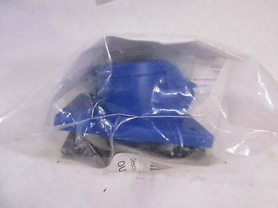 Interpower 84231233 IEC 60309 High Power Receptacle, Two Pole, Three Wire, 2 NEW