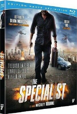 Blu Ray  //  THE SPECIALIST  //  Dean Morgan - Ho - Rourke  /  NEUF cellophané