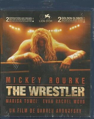 Blu Ray  **  THE WRESTLER  **  ( Mickey Rourke / Marisa Tomei )  NEUF cellophané