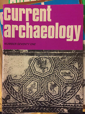 Current Archaeology issue 71