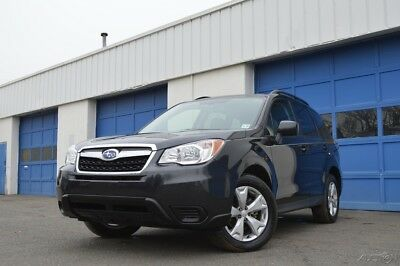 Subaru Forester 2.5i Premium Full Power Options Only 11,600 Miles Heated Seats Blind Spot Monitor Moonroof ++