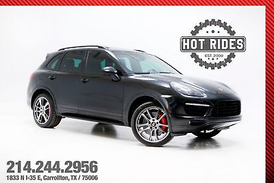 Porsche Cayenne Turbo 2013 Porsche Cayenne Turbo SUV Very clean, Well maintained! MUST SEE