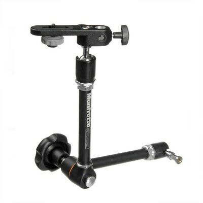 Manfrotto 244 Variable Friction Magic Arm With Camera Bracket Mounting Hardware