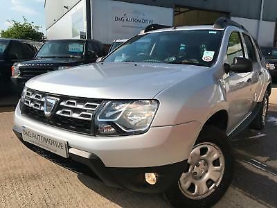 2016 Dacia Duster 1.6 16v Ambiance 4x4 (s/s) 5dr Petrol Manual ONE FORMER OWNER