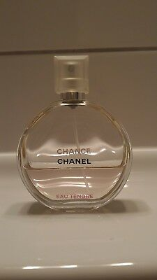 CHANEL CHANCE EAU TENDREE au de Toilette (EdT) 50ml + 2 ml CHANEL CHANCE GRATIS!