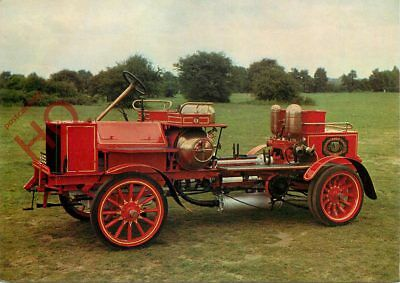 Picture Postcard::MOTOR FIRE ENGINE, 1904