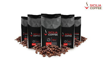 5kg CREMA ULTIMO Fresh Coffee Beans, Cafe Quality, 100% Arabica, Smooth, Creamy
