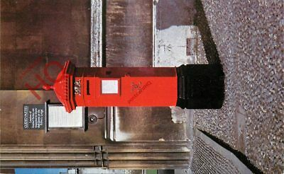 Picture Postcard:;Penfold Pillar Box, King's College, Cambridge