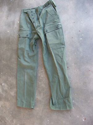 AUSTRALIAN ARMY JUNGLE PANTS, dated 1979