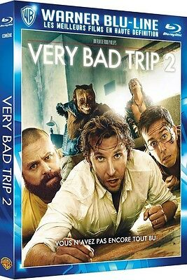 Blu Ray  //  VERY BAD TRIP 2  // Cooper - Galifianakis - Helms / NEUF cellophané