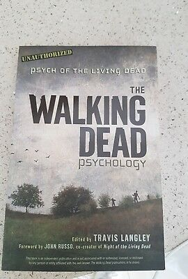 Psychology of the Walking Dead book