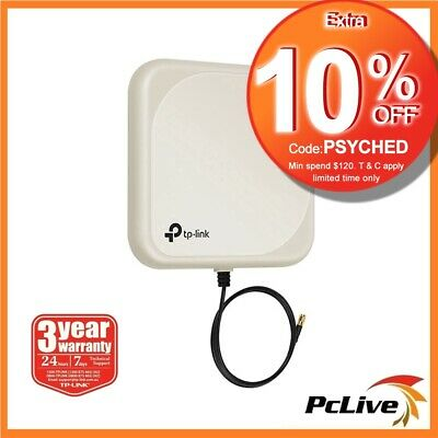 TP-Link TL-ANT2414A 2.4GHz 14dBi Outdoor Directional Antenna RP-SMA Male