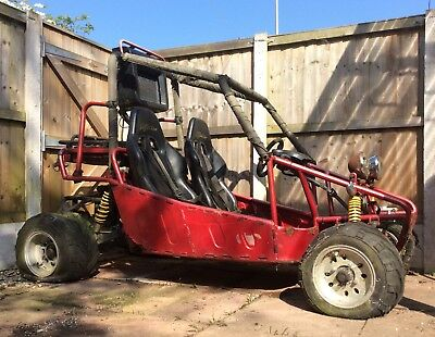 JOYNER 250 OFF road buggy 2 seater