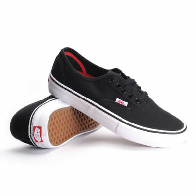 fc7e52aa70 VANS AUTHENTIC PRO Black Suede Size 13 Used -  19.99