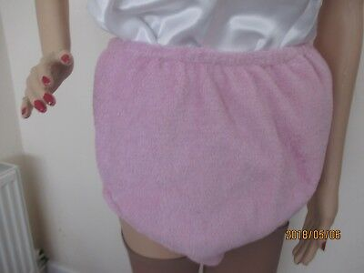 52bb9fc5e317 SIZE 16 -20 Fluffy CD/TV,Adult Baby,Sissy ,Diaper,Nappy cover ...