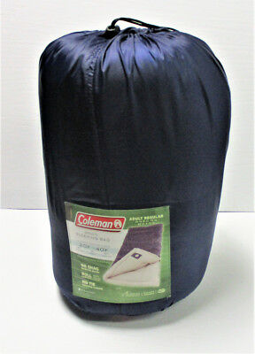Coleman Brazos Cold Weather Camping Outdoor Sleeping Bag