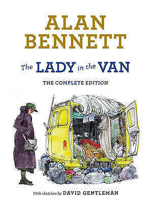 The Lady in the Van-ExLibrary