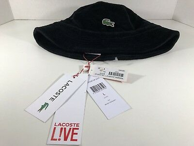 21b514a5617 SUPREME FW17 POLARTEC Crusher bucket CDG logo hat box hunter Black ...