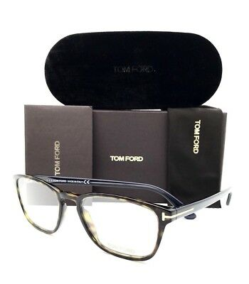 1638a64dc9 NEW TOM FORD Eyeglasses 5355 052 Tortoise 54•18•145 With Case ...