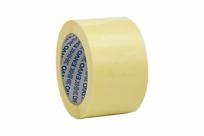 500 Clear Round Stickers 60mm/6cm Diameter Labels On Roll Clear Dots Sticky