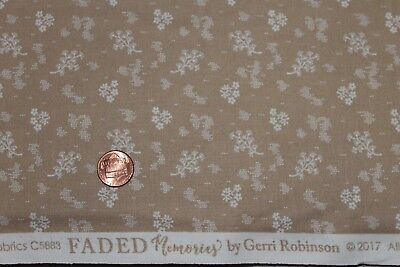 """/""""FADED MEMORIES/"""" 100/% COTTON QUILT FABRIC BY THE YARD FOR PENNY ROSE C5884-A"""