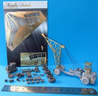 Aircraft Recovery Crane NS60  1/144 Metallic Details MDR14409 NEW!!