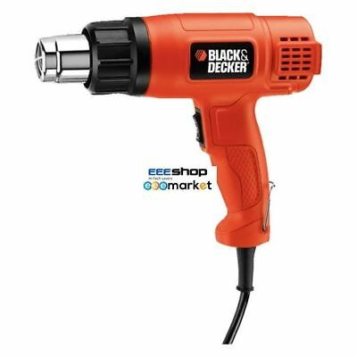 Black & Decker KX1650 740l/min 1750W Red power heat gun Heteluchtblazer KX1650