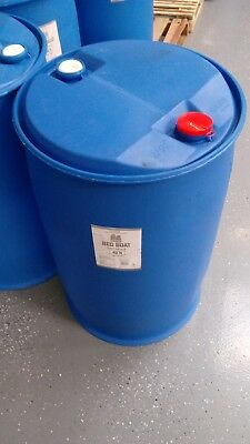 Food Grade 55 Gallon Plastic Water Storage Barrel Drum Rain. PICKUP Only