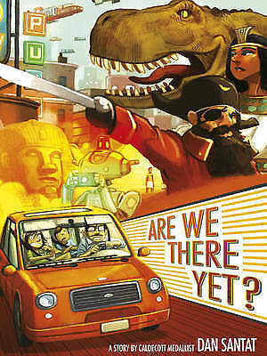 Are We There Yet By Dan Santat Paperback 2017 563 Picclick Uk