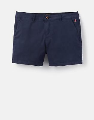 Joules 124606 Womens Chino Shorts in French Navy