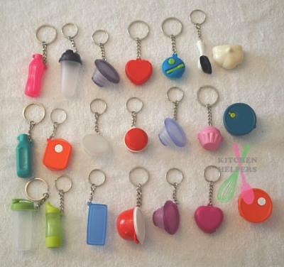 Tupperware Keyring & Keychain, Magnets -Choose what you want-- RARE Items group2