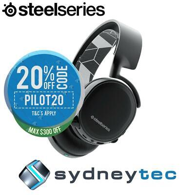 New SteelSeries Arctis 3 7.1 Bluetooth Gaming Headset