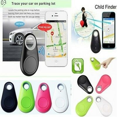Bluetooth Anti-lost Locator Alarm Tracker Finder Device For Mobile Kids Pet GPSQ