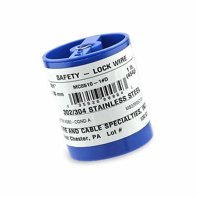 WIRE AND CABLE Specialties MC0510-1#D .051\