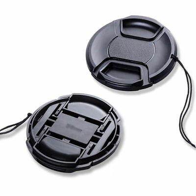 52mm Snap-on Lens Cap for Nikon Camera Fit For Any 52 mm Filter Size D3200 D3300