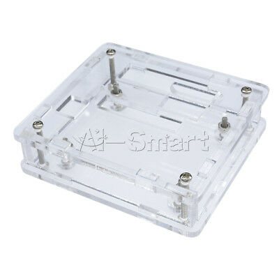 New Clear Acrylic Case Shell Kit for XH W1209 Digital Temperature Control Module