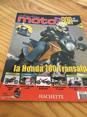 Joe Bar Team fasicule n° 68 collection moto Hachette revue magazine brochure