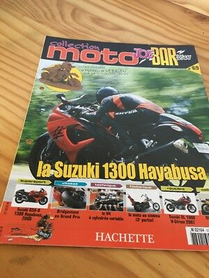 Joe Bar Team fasicule n° 69 collection moto Hachette revue magazine brochure