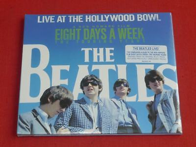 Live at the Hollywood Bowl [Bonus Tracks] by The Beatles (CD, Sep-2016, Apple Re