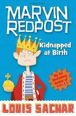 Kidnapped At Birth by Louis Sachar (English) Paperback Book Free Shipping!