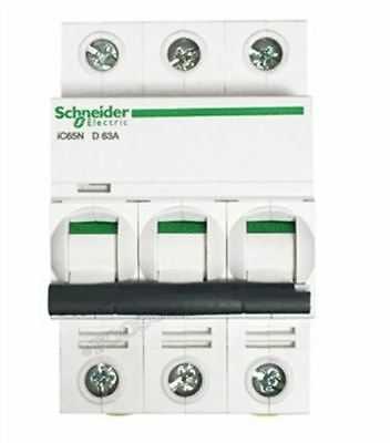 Schneider Small IC65N 3P D4A Air Circuit Breaker Switch New
