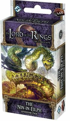The Lord Of The Rings Lcg - The Nin-In-Eilph Adventure Pack