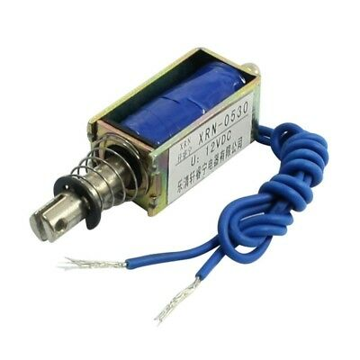 Solenoid electric solenoid type push / pull 10 mm DC 12 V 2.1 kg force N2P5