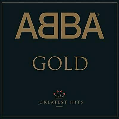 Gold: Greatest Hits - Abba LP Free Shipping!