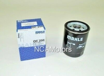 Land Rover Discovery Td5 & Defender Td5 Oem *mahle* Oil Filter - Lpx100590 Oc298