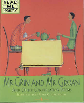 Mr Grin And Mr Groan And Other Nonsense Poems, Book, New Paperback