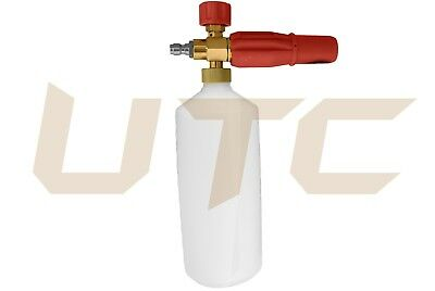 Set of Foam Cannon Surface Blaster Suds High Pressure Connector Pro Wash Detail