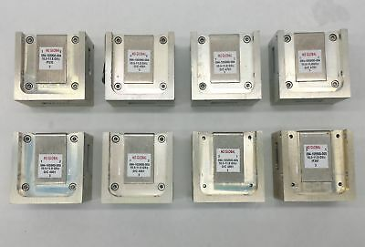 LOT 8 M2 GLOBAL 094-105900-005 094-105900-004 10.5-11.8GHz WAVEGUIDE ISOLATOR